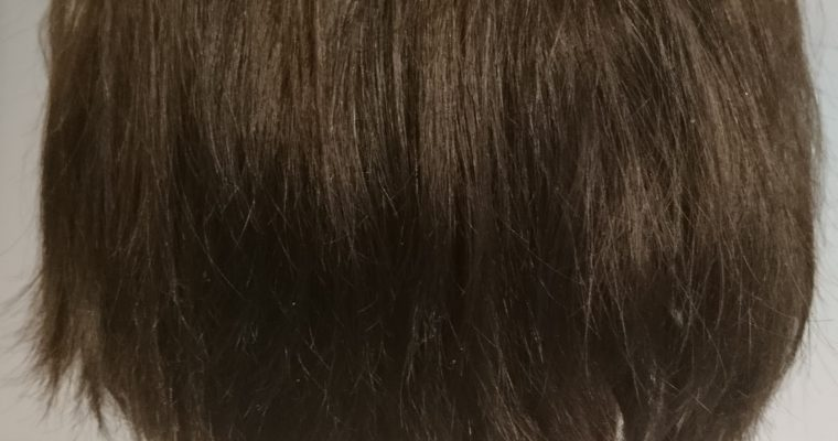 Short hair, don't care?